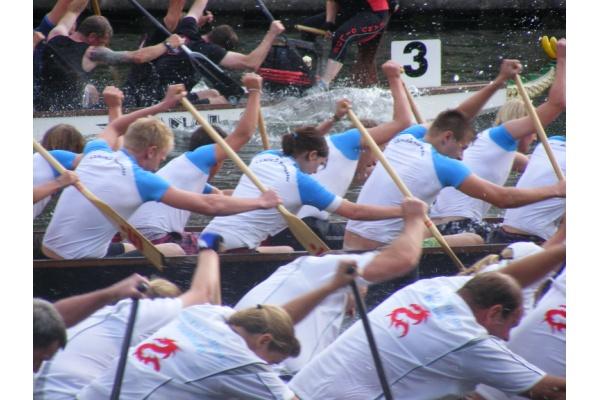 5. Oberhausener Drachenboot Event